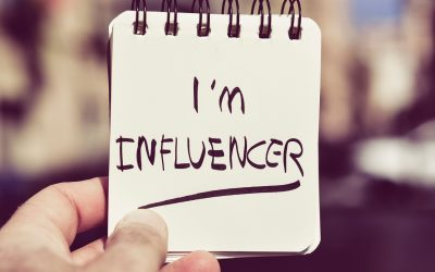 Un influencer que deriva a otro