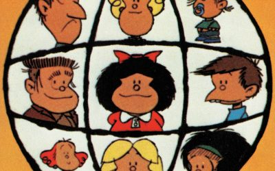 Mafalda y Quino, años de compromiso… ¡social!
