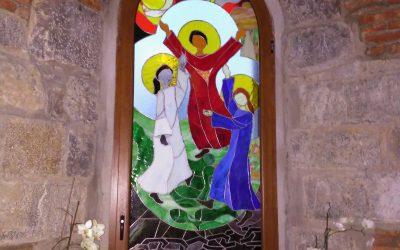 La comunidad de las monjas trinitarias de Suesa