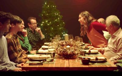 El blanqueamiento publicitario de la Navidad – Mariano López, «Chopo»