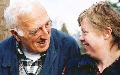 Jean Vanier y las comunidades de El Arca