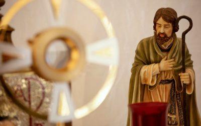 Himno a San José desde Canto católico – Antonio Vicuña