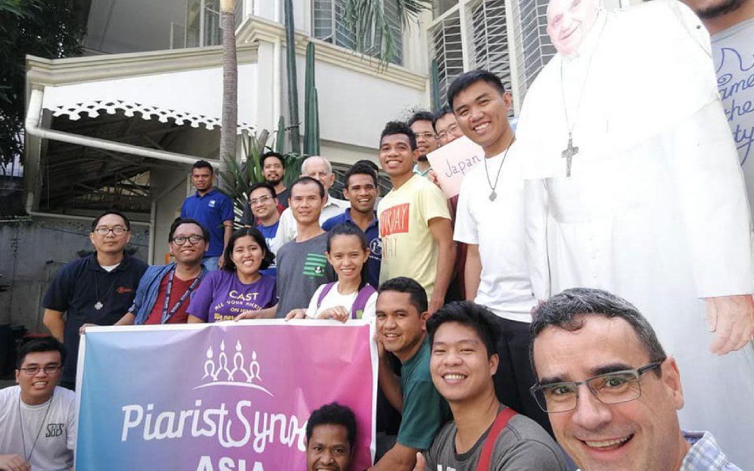 Un camino sinodal con jóvenes – Pedro Aguado