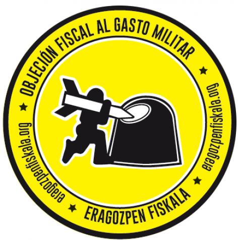 No pagues las guerras con tus impuestos – Reas Euskadi