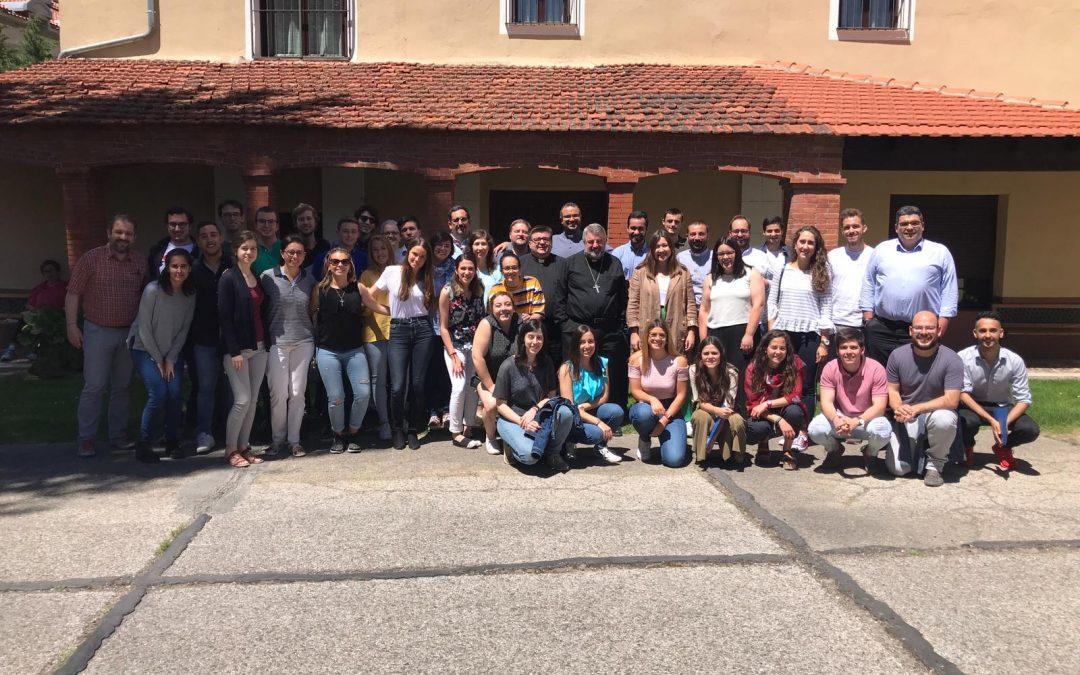 Seminario Nacional con Jóvenes en Valladolid – Juan Carlos de la Riva