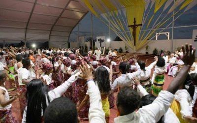 CIEN MIL JÓVENES CON FRANCISCO EN MADAGASCAR – Francisco