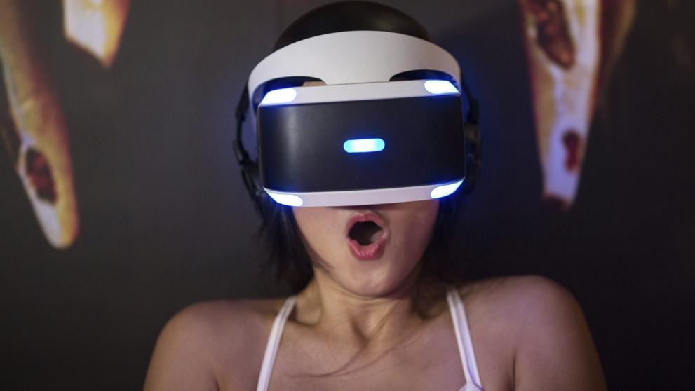 De la Realidad virtual a la experiencia 4D – Txenti