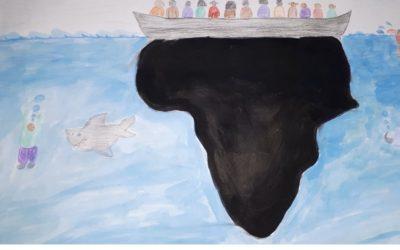 """""""El mar de la (des)esperanza"""" – 7 de octubre (Migraciones y refugiados)"""