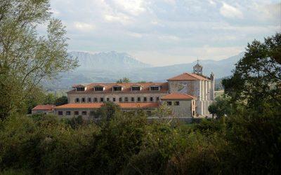Psicodrama bíblico en el Monasterio de Suesa – Edgar Azpilikueta