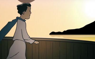Agustín, en dibujos animados – Federación Agustiniana española