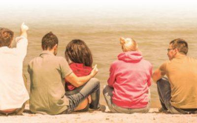 Cristo joven entre los jóvenes – Oscar Cala
