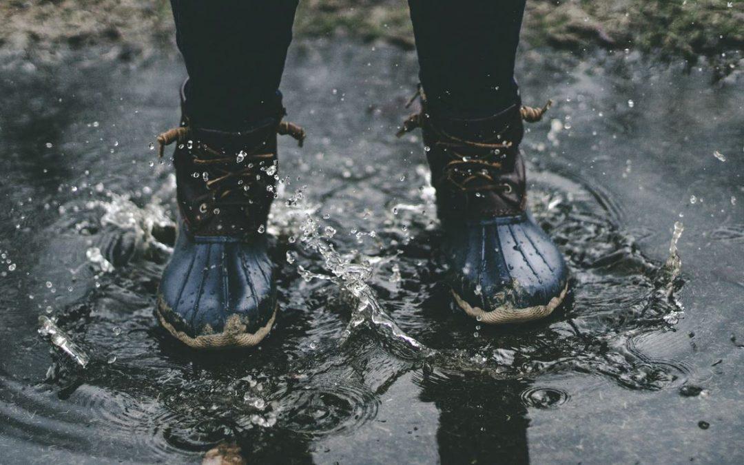 Risas bajo la lluvia – Edgar Azpilikueta