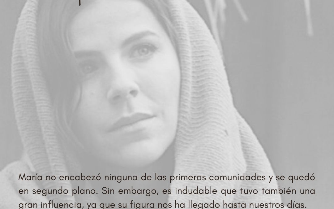 María en Pentecostés – Alfonso Moreno