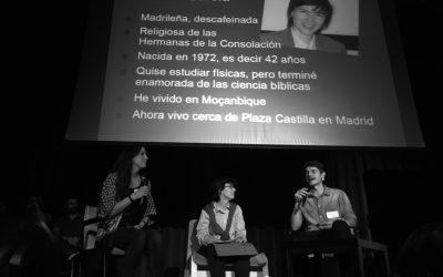 EL JESÚS ACOMPAÑANTE DE LA BIBLIA – Marta García Hernández, HNSC