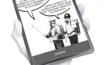 LIMPIEZA – Imagelio de Rogelio Núñez