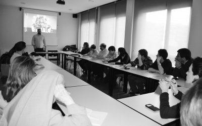 Trabajo con jóvenes en ambientes populares – María Pérez, de JOC