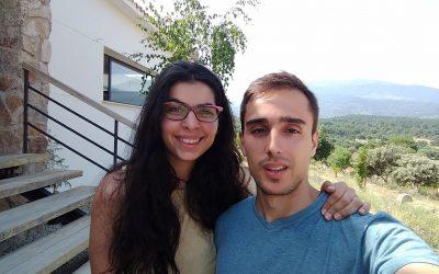 Cristina y David a las puertas de la boda – Luis Manuel Suárez, cmf