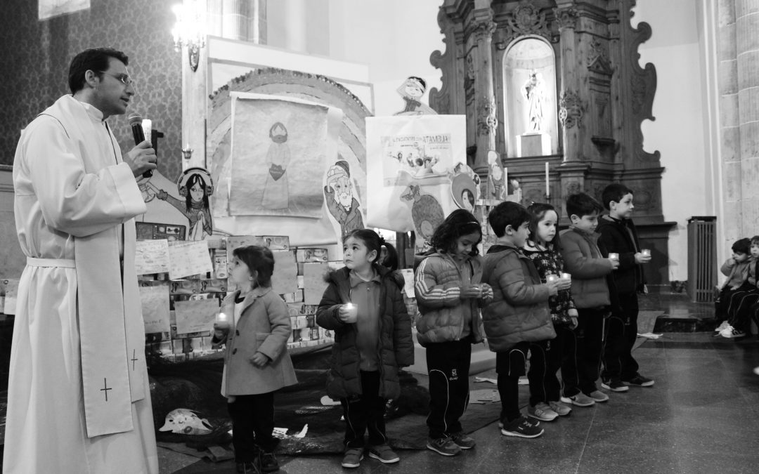 Anunciar la Palabra a niños y jóvenes – Eloy Fernández