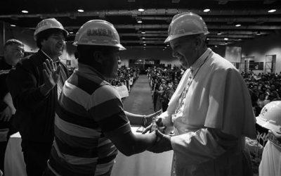 Francisco por el cambio social – Juan Carlos de la Riva