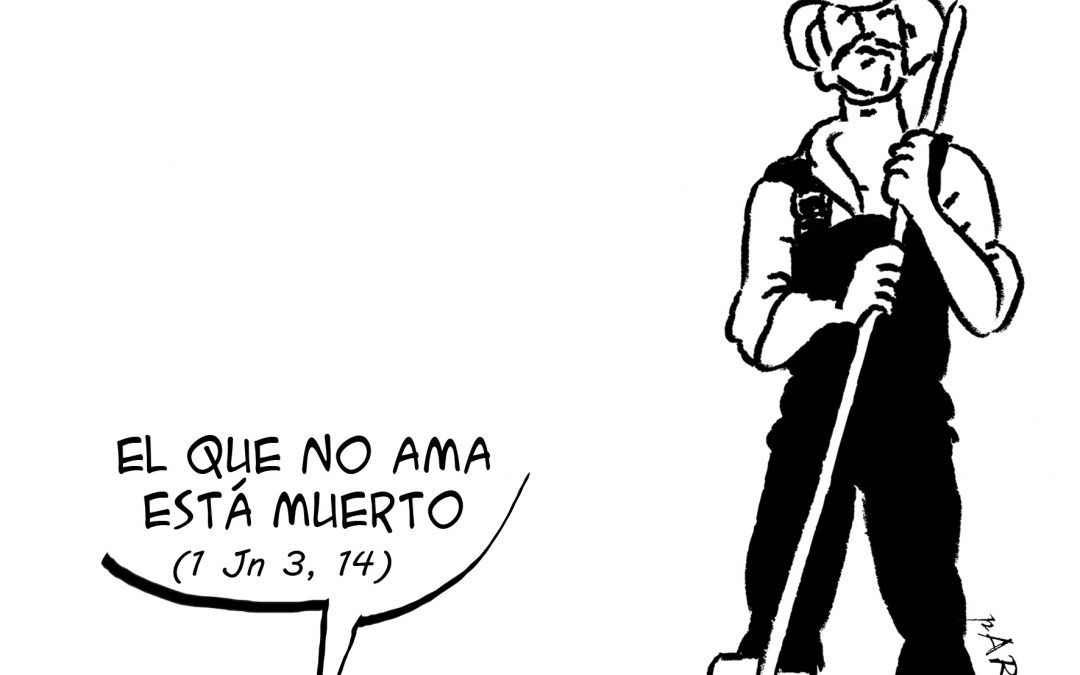 Imagelio, Sepulturero – Rogelio Núñez Partido