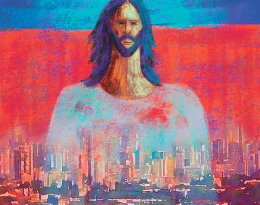 Recrear a Jesús en la ciudad – Silvia Martínez Cano