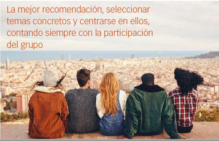 ¿CÓMO DINAMIZO UN GRUPO DE PASTORAL? (II) PROPONER Y OPTAR – Jorge Isidro de la Cruz