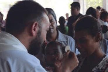 Vivir siendo sacerdote, testimonio de Luis Melchor – Luis Manuel Suárez