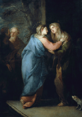 Mujeres bíblicas – Grupo Itaka-emakumeok