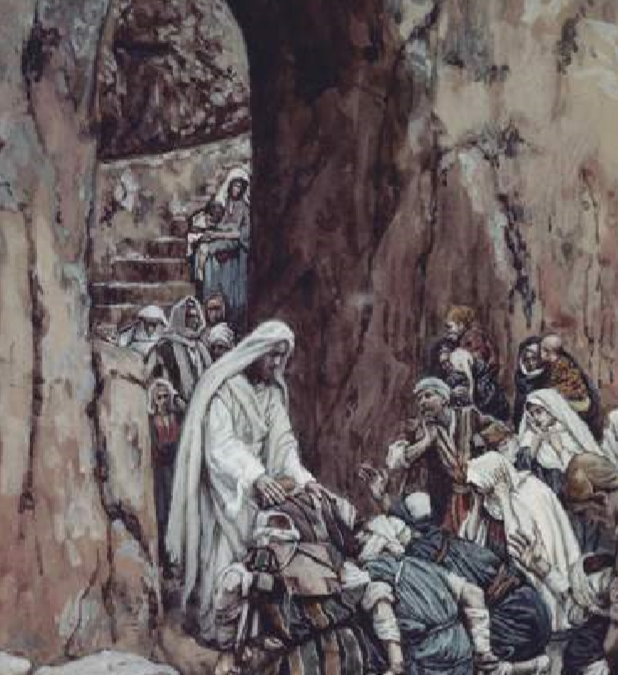 Jesús, ¿dónde estás? – Chema Pérez-Soba