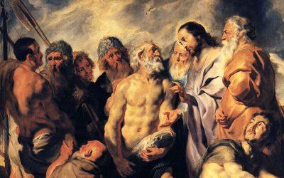 Domingo 22 ciclo A   Detrás de Jesús, no delante molestando – Juan Carlos de la Riva