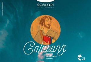 Celebrando a #Calasanz – 25 de agosto – Santi Casanova
