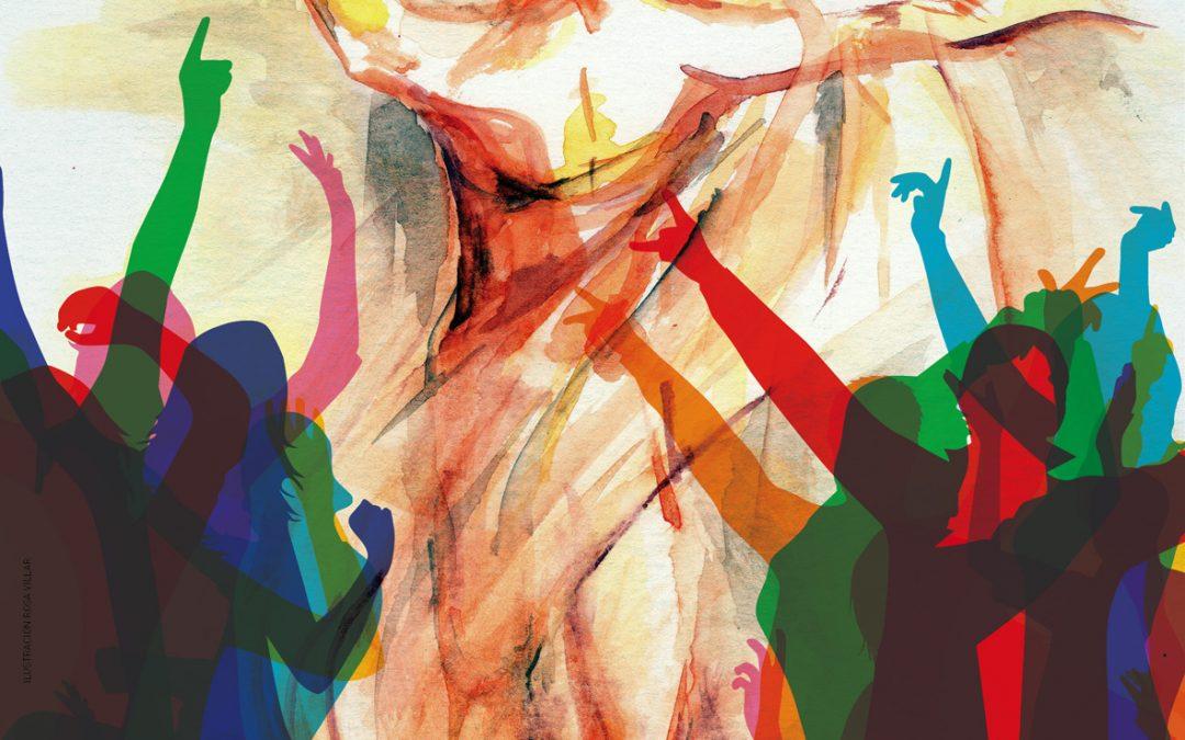 Arte, humanismo, espiritualidad – Beatriz Acosta Mesa