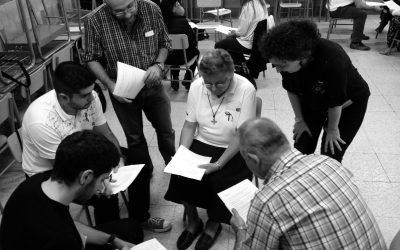 Taller bíblico en torno a la misericordia – Toño Velasco