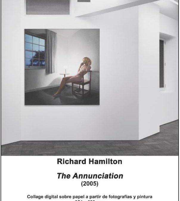 ¿EVOCACIÓN? ¿PROVOCACIÓN? INVOCACIÓN, Richard Hamilton – Juan Saunier