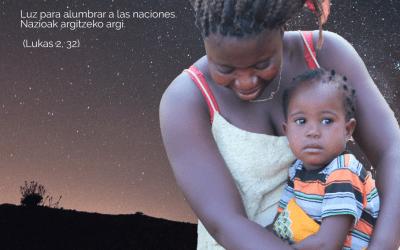 NAVIDAD 1ºDOM: Luz para alumbrar a las naciones – Juan Carlos de la Riva