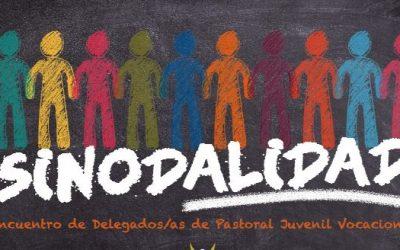 VIVIR LA #SINODALIDAD EN NUESTRA PJV –  #PJVCONFER