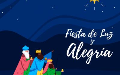 Fiesta de Luz y de Alegría, Epifanía – Laura Samayoa