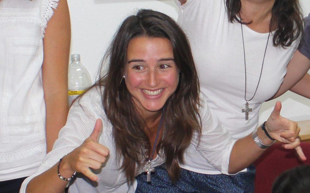 Cristina, consagrada, vocación a fuego lento – Luis Manuel Suárez