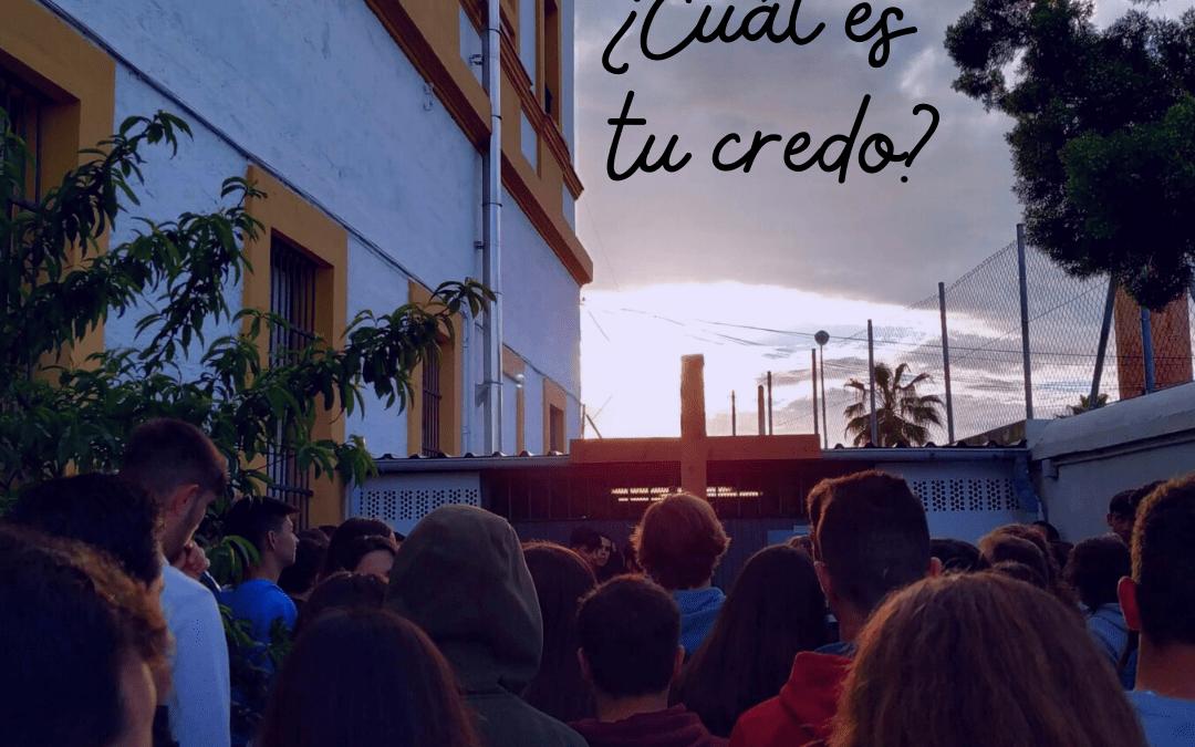 """""""¿Cuál es tu credo?"""" – Eduardo Guidet"""