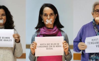 Hasta que la igualdad sea costumbre – Revuelta de las mujeres en la Iglesia