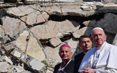 A propósito de la visita a Irak de Francisco – Edgar Apilikueta