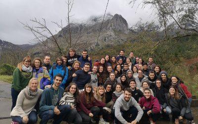 Ministerios escolapios compartidos en Emaús – Raúl González