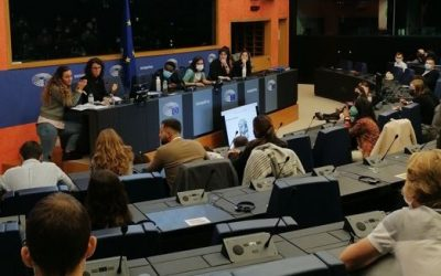 Evento Europeo de la Juventud, jóvenes que responden a jóvenes – Alberto Ares